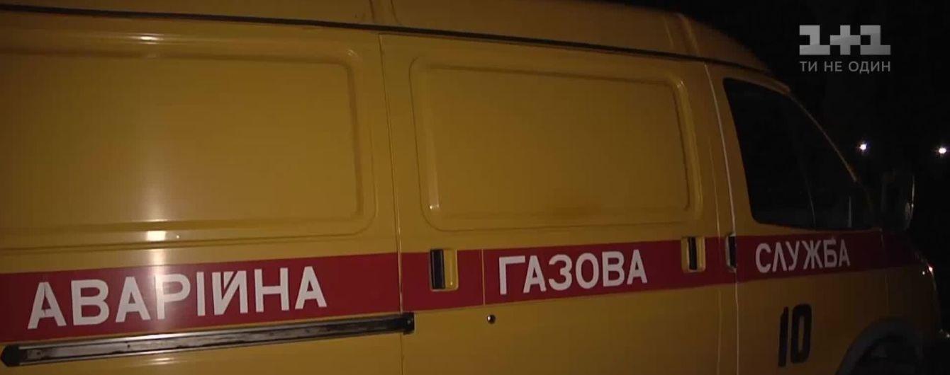 В Кропивницком экскаватором случайно сорвали трубу отопления, которая грела более 300 домов
