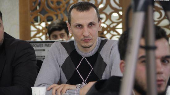 Amnesty International визнала заарештованого кримського активіста Мустафаєва в'язнем сумління