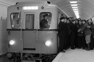 У Києві 59 років тому запустили перші п'ять станцій метро. Ось як їх будували — архівні фото