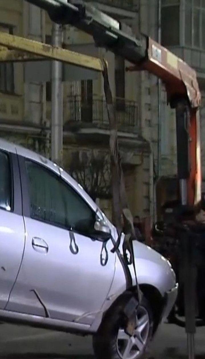 Владельцы поврежденных в результате провала автомобилей будут требовать компенсации