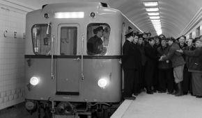 В Киеве 59 лет назад запустили первые пять станций метро. Вот как их строили —  архивные фото