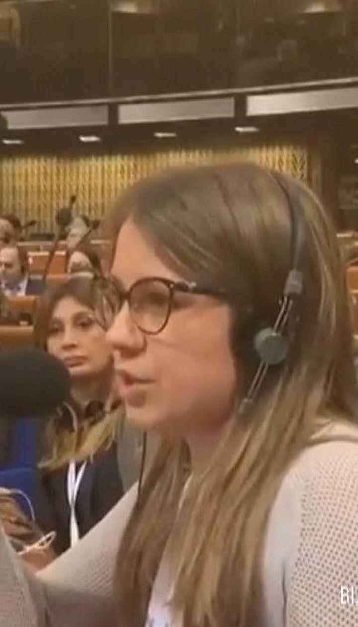 """Засоромили на весь світ: російських пропагандистів """"затролили"""" у Страсбурзі"""