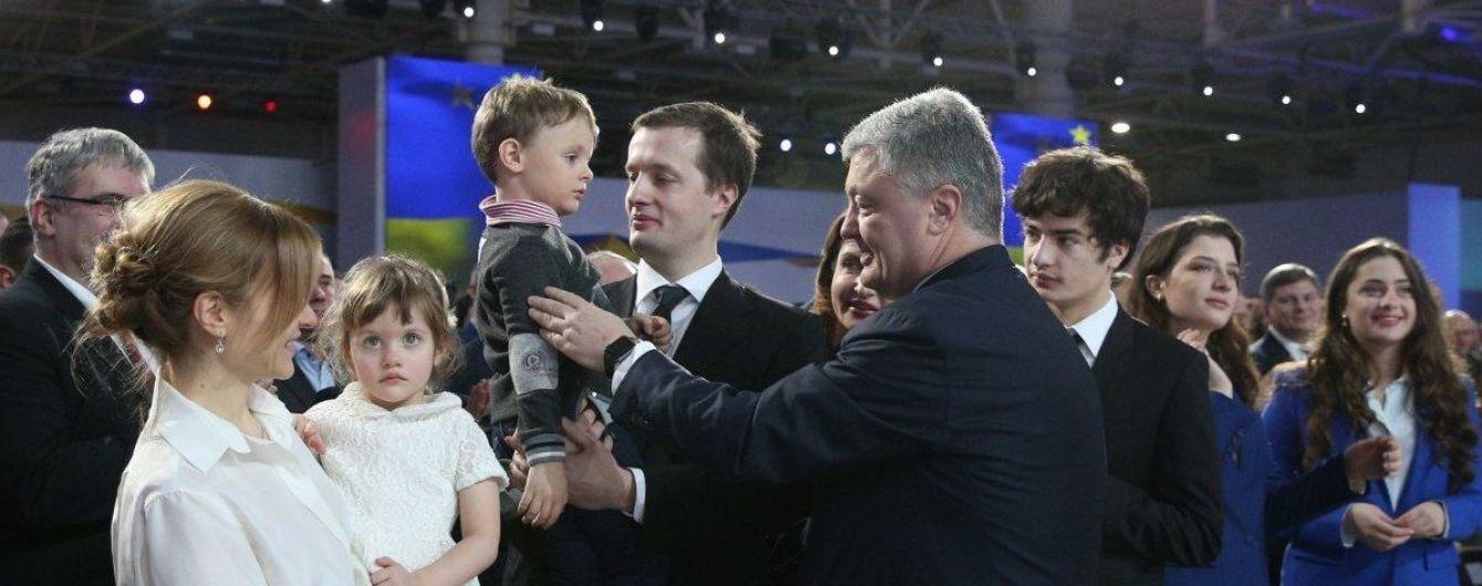 На фоне расследований Порошенко начал перерегистрировать кондитерский бизнес на сына