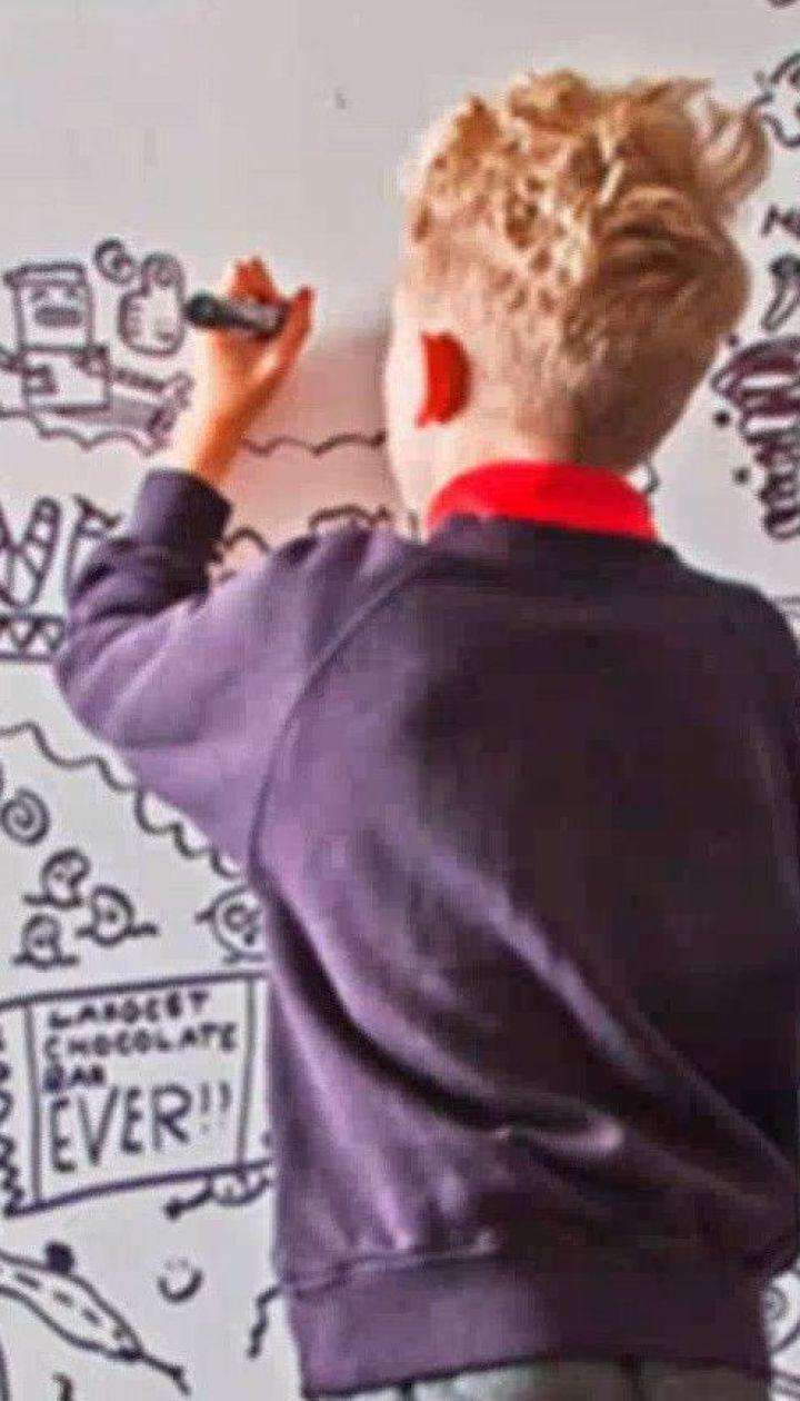 Дудлбой: как мальчик, которого ругали за рисование в тетрадях, стал востребованным художником