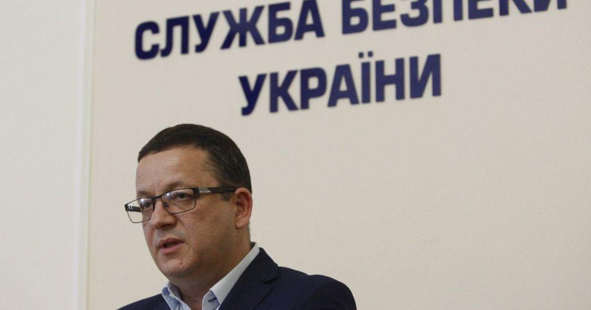Зеленський звільнив головного слідчого СБУ, якого призначив чотири місяці тому