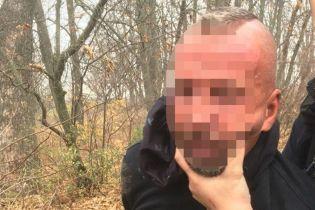 На Киевщине поймали разыскиваемого россиянина, который бежал из-под стражи