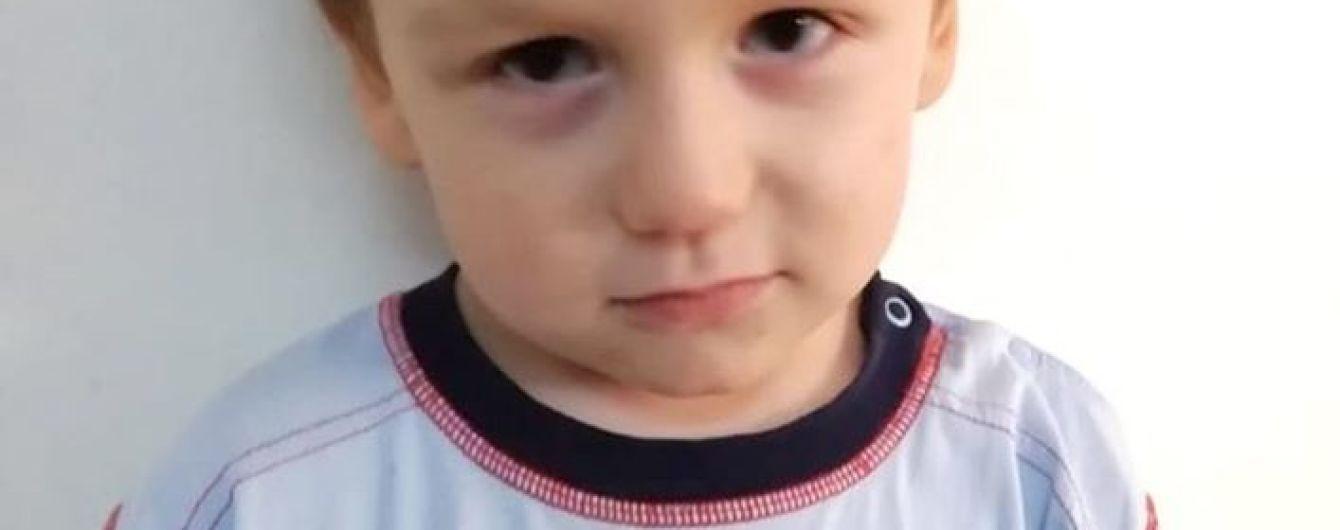 У Києві загубилася дитина. Поліція розшукує батьків