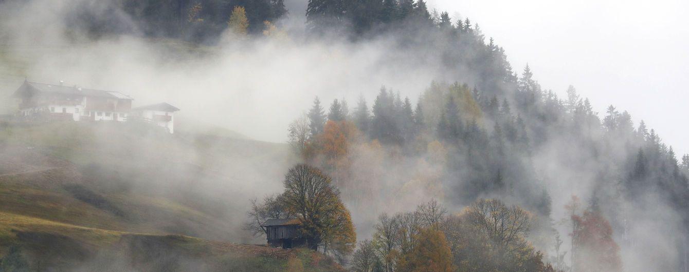 Опасный туман, дожди и до +17 градусов: погода на пятницу