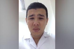 В Туркменистане вышел на связь пропавший после каминг-аута врач и назвал свое видео ошибкой