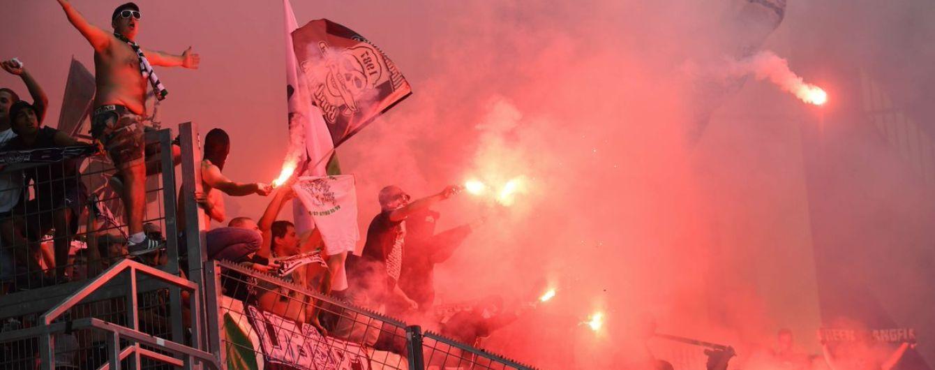 У Львові побилися футбольні фанати з України, Франції та Німеччини