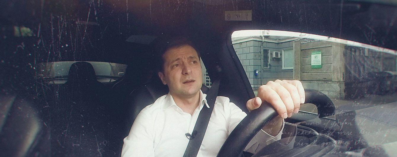 """""""Uber-президент"""": Зеленський вдруге записав розмову із Tesla"""