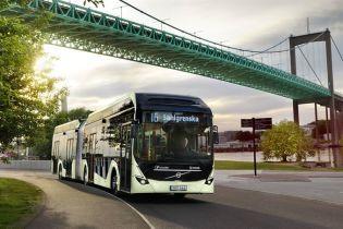 Volvo получила крупнейший в Европе заказ на электробусы
