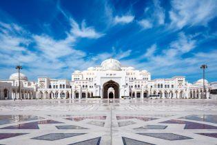 Королевский дворец Qasr Al Watan в Абу-Даби будет закрыт