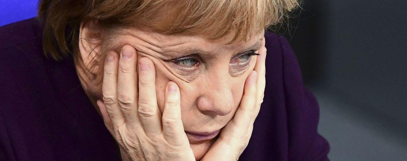 Меркель в Париже сначала поговорит с Путиным, а потом с Зеленским