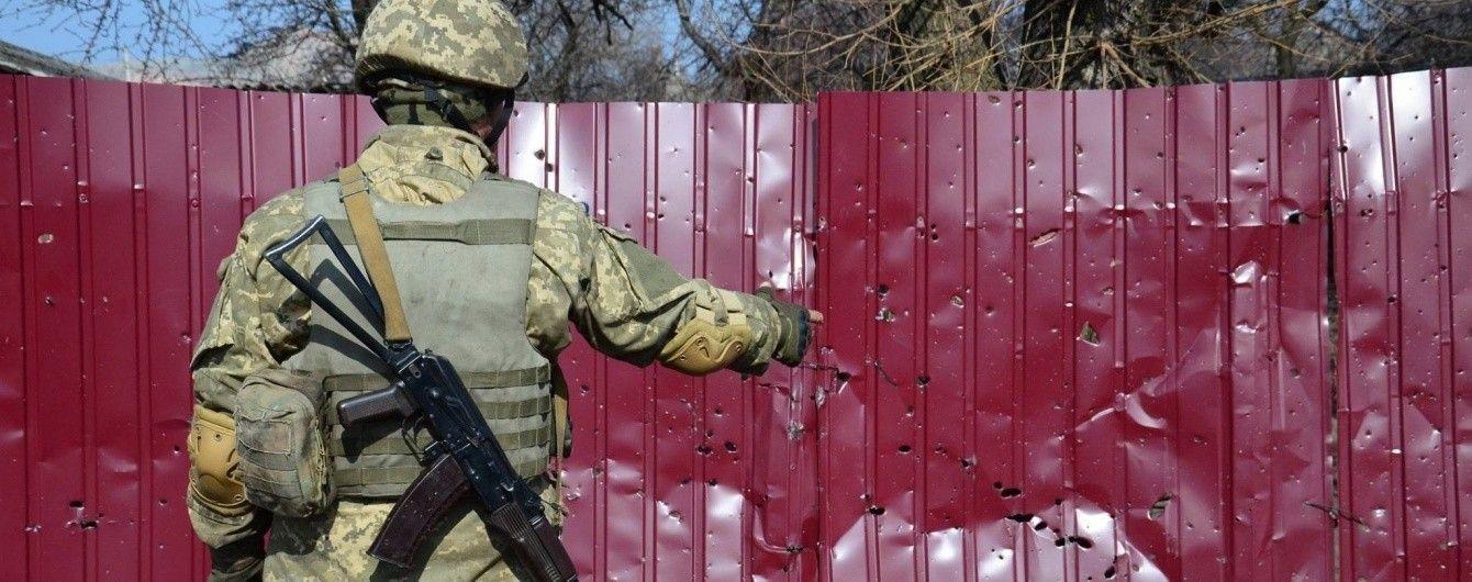 Оккупанты на Донбассе обстреляли украинские позиции из артиллерии. Четверо военных ВСУ ранены