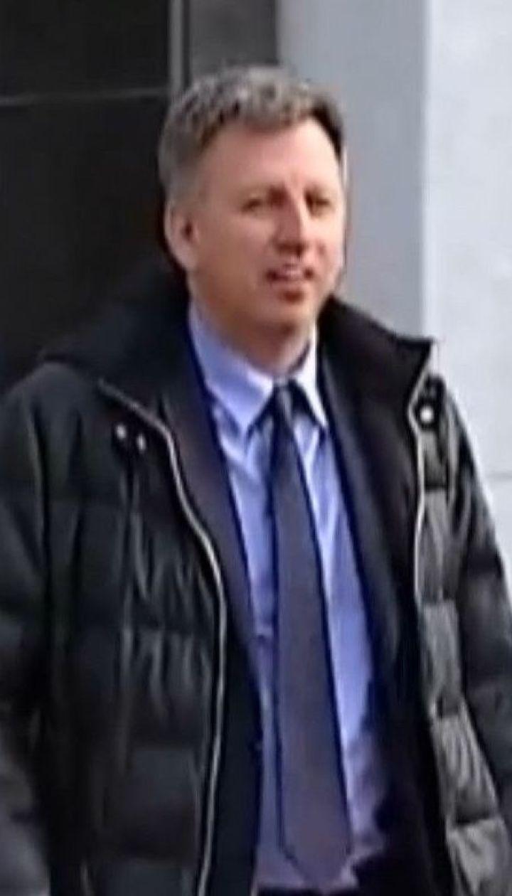 У квартирі колишнього регіонала Володимира Макеєнка співробітники ДБР здійснили обшуки