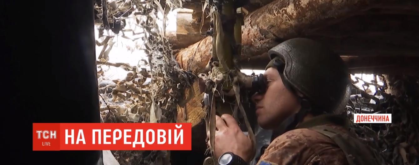 На участке разведения в ООС боевики открыли огонь по своим
