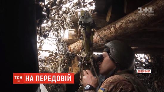 На Донбасі активізувалися диверсійні групи бойовиків