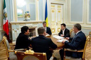 Очередной безвиз и бизнес-сотрудничество. В Украине начали работать новые послы Евросоюза и 4 стран