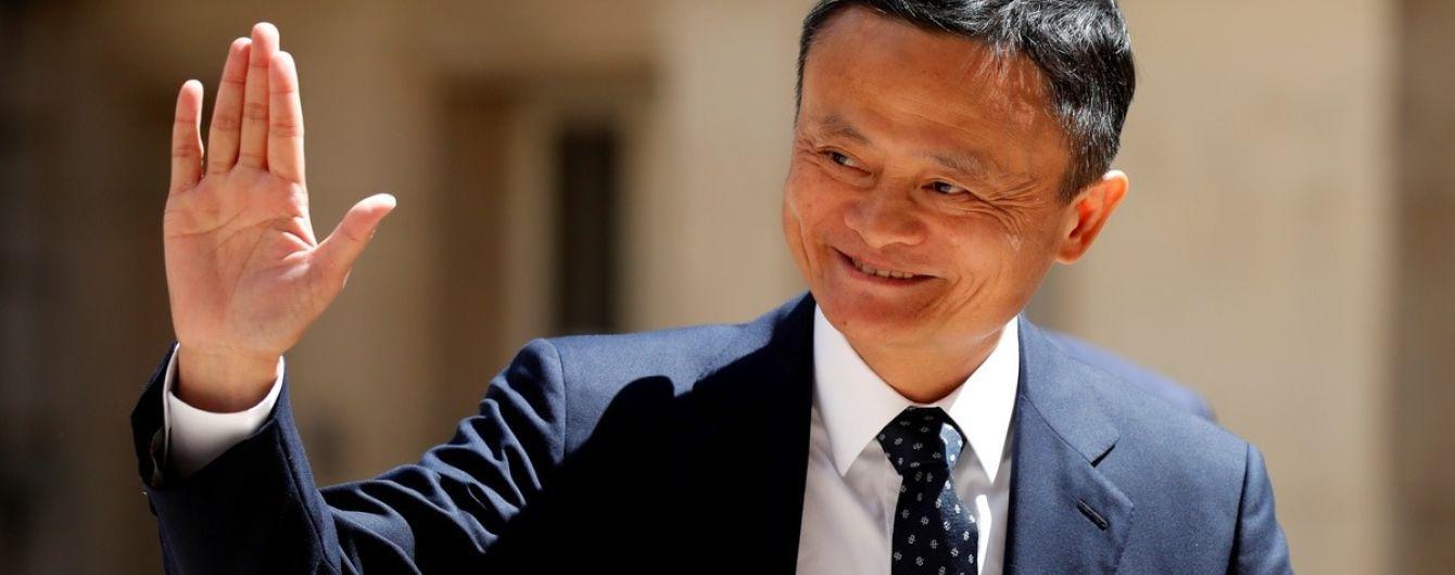 Засновник Alibaba Джек Ма розповів, що Україні потрібно розвивати насамперед