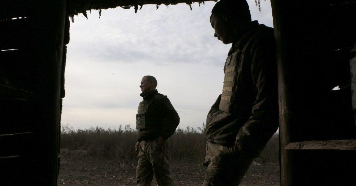 В Черниговской области произошел пожар на территории военного полигона: есть пострадавшие