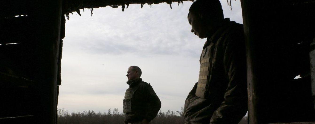 За добу на Донбасі поранено 7 українських захисників, терористи заважали надавати їм допомогу