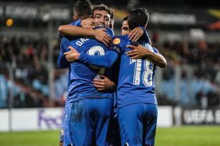 П'ять команд гарантували вихід до плей-оф Ліги Європи після 4-го туру