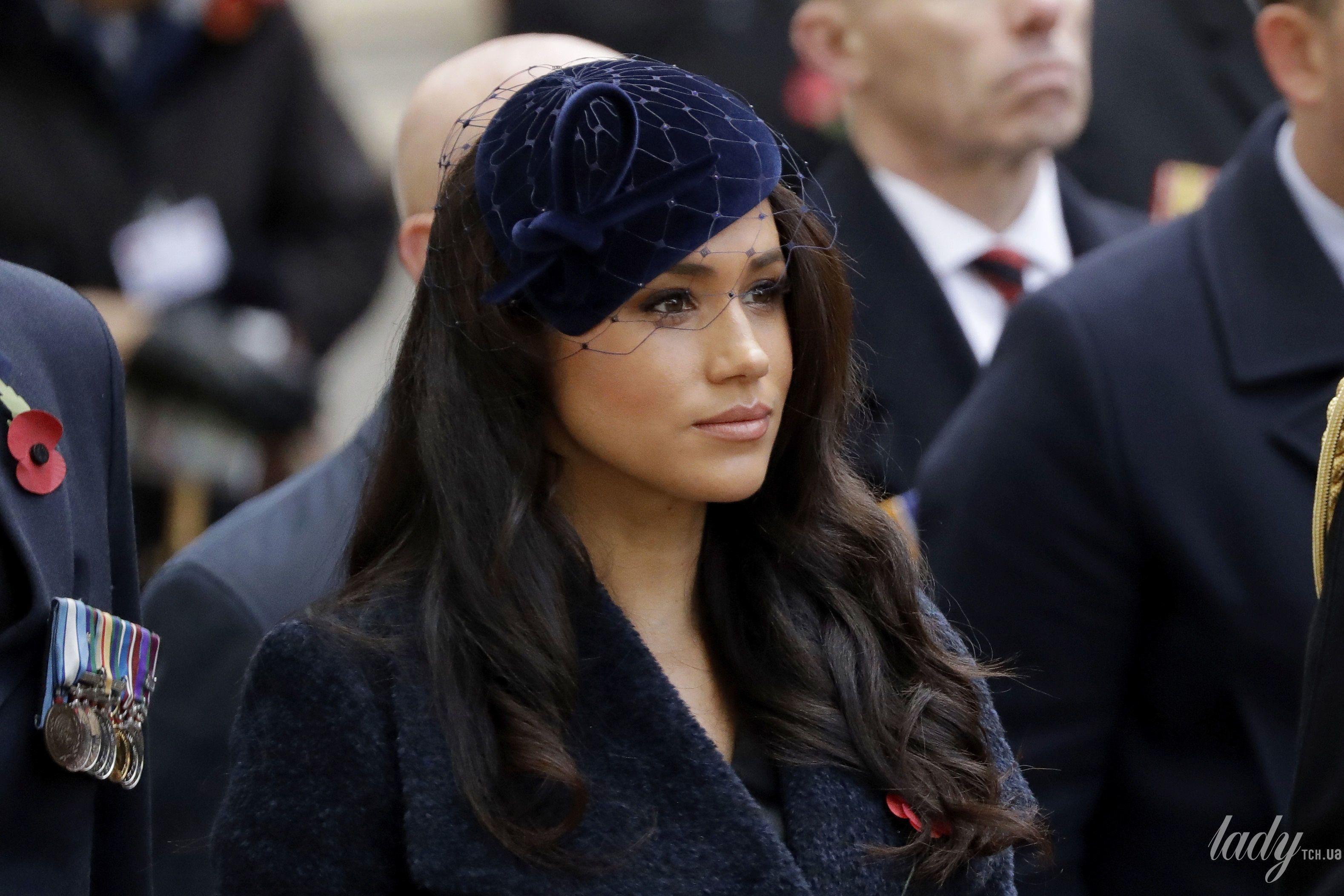 Герцогиня Сассекская Меган