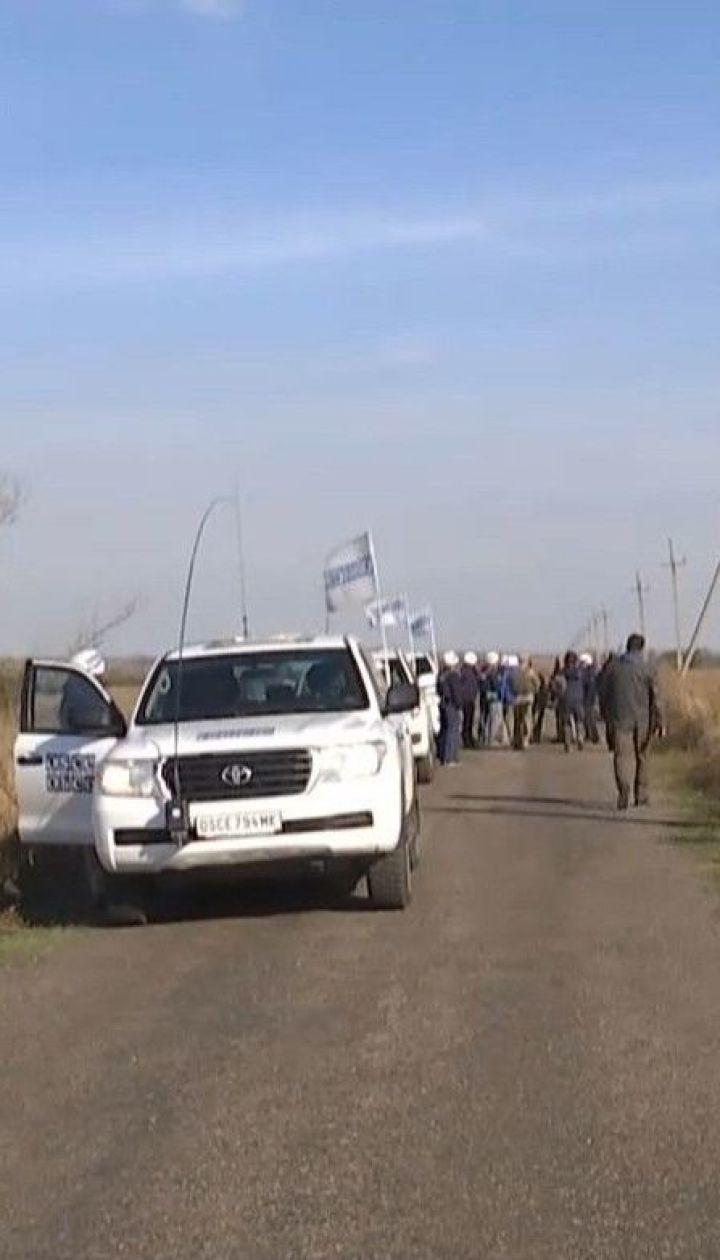 Українські військові готові до розведення військ на ділянці Богданівка-Петрівське