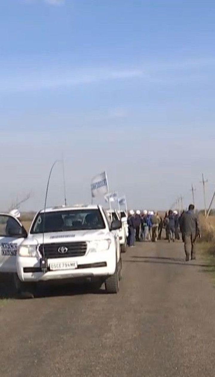 Украинские военные готовы к разведению войск на участке Богдановка-Петровское