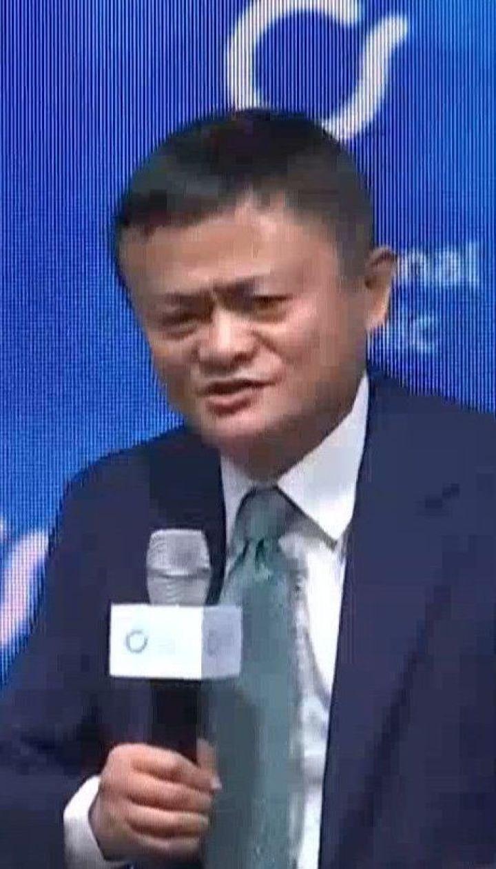 Засновник AlibabaGroup завітав до Києва на Міжнародний економічний форум