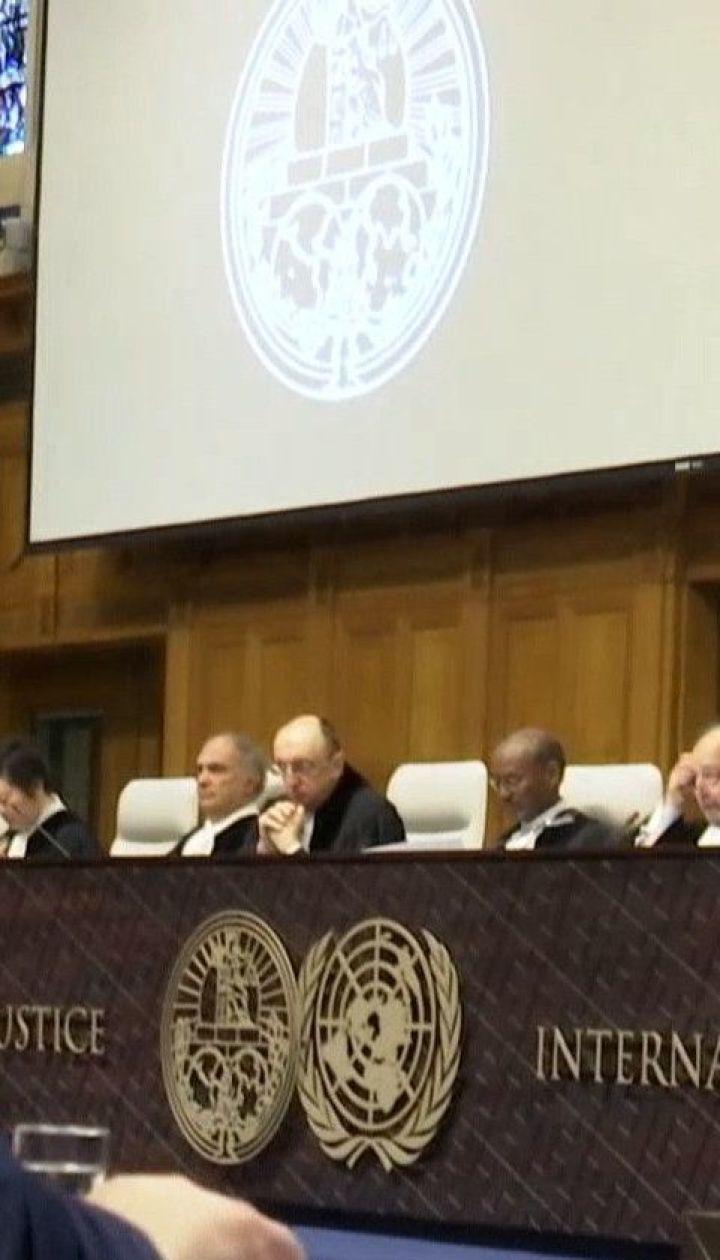 Якщо у Гаазі погодяться із аргументами Києва проти Росії, суд ООН почне розглядати справу по суті