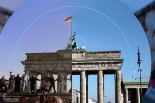 """Берлінська стіна впала 30 років тому: як відродилося місто й ожила """"смуга смерті"""" у щемних фото до та після"""