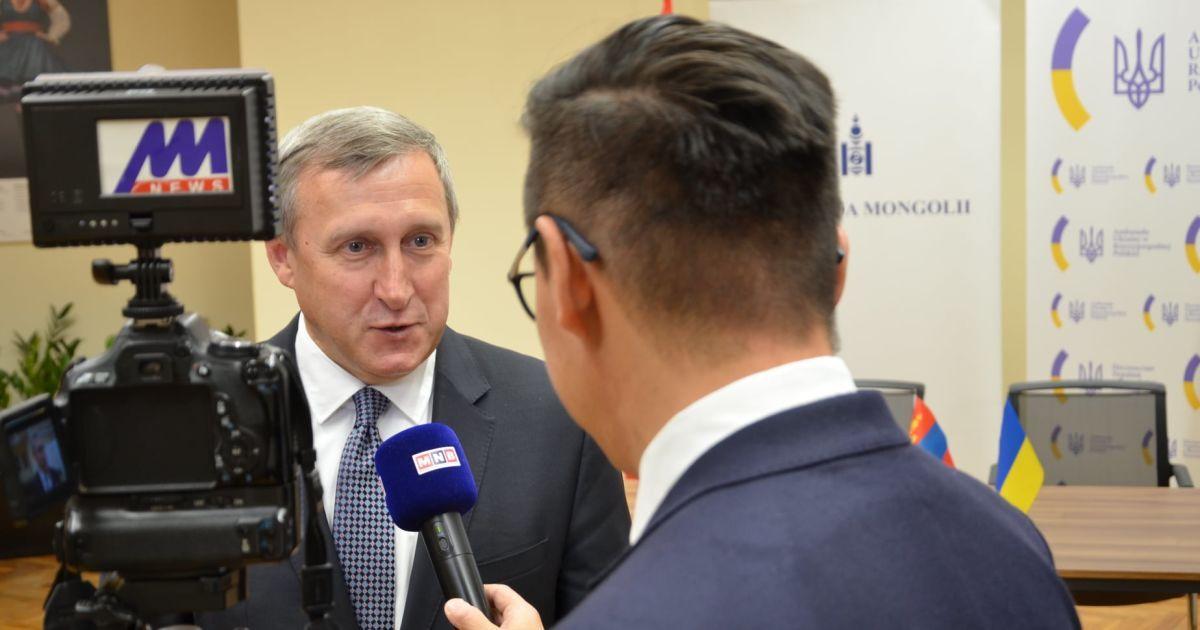@ Twitter/Посольство України в Польщі