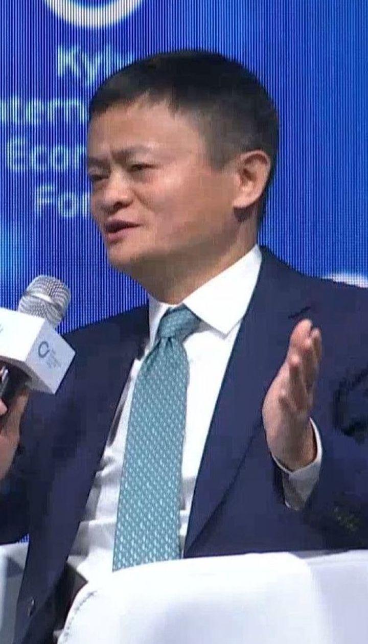 Как Украине достичь успеха - советы основателя китайской компании Alibaba Group