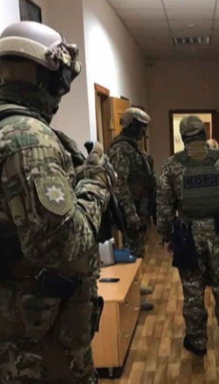 В Одессе проверяли охранную фирму, на работников которой жаловались воспитанники приюта