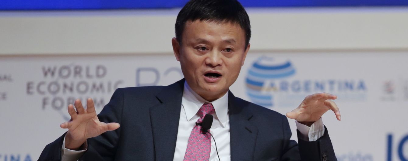 До Києва приїхав мультимільярдер із Китаю. Що порадив Україні засновник легендарної Alibaba Group