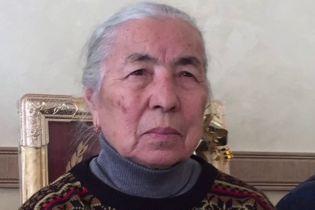 Российские силовики задерживали женщину-ветерана крымскотатарского движения, которая является гражданкой США