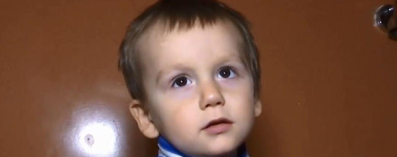 Київський знайда: у столиці впродовж тижня ніхто не приходить за 3-річним хлопчиком