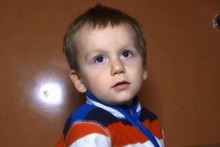 Киевский найденыш: в столице неделю никто не приходит за 3-летним мальчиком