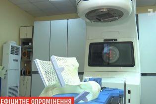 В Украине катастрофически не хватает оборудования для радиологического лечения 70% больных на рак