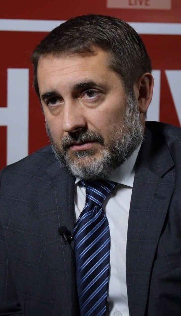 Голова Луганської ОДА Сергій Гайдай назвав свої пріоритети у роботі на новій посаді