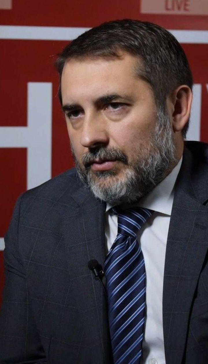 Очільник Луганської ОДА розповів про ситуацію із добровольцями в Золотому та про можливе відкриття КПВВ у місті