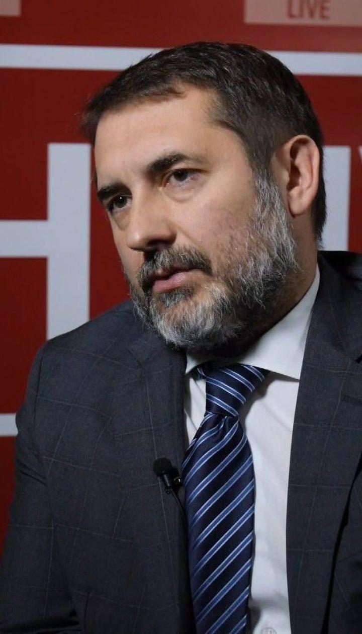 Очільник Луганщини Сергій Гайдай назвав два мінуси для України введеною економічною блокадою окупованих територій