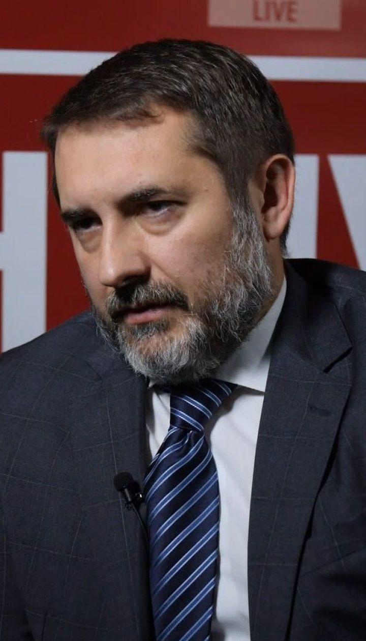 Председатель Луганской ОГА рассказал, какие задачи перед ним поставил Зеленский