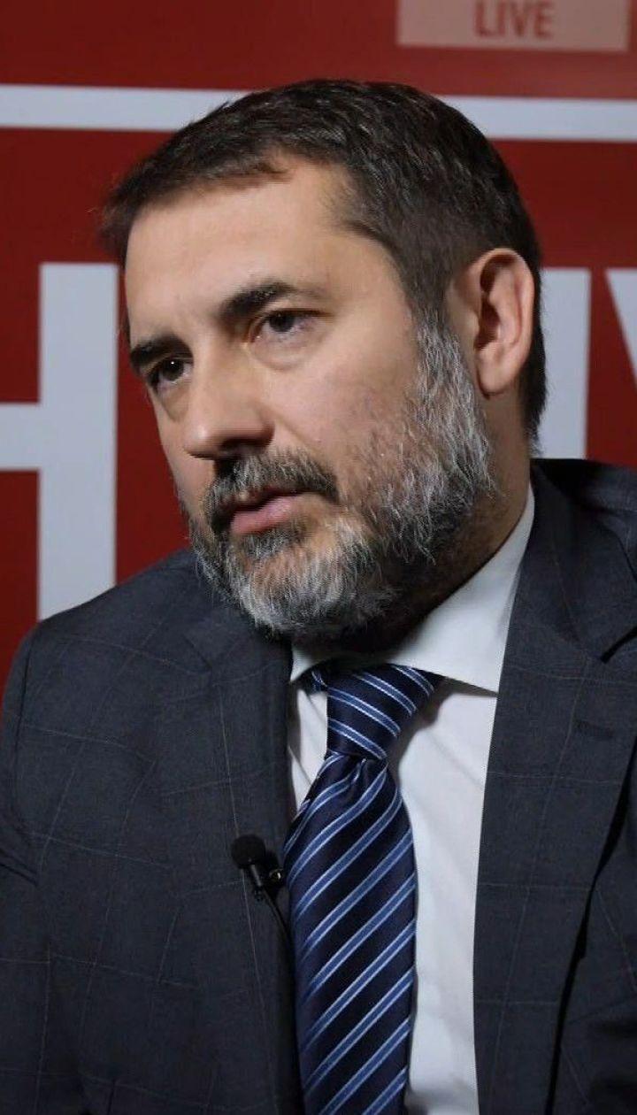 Глава Луганской области Сергей Гайдай назвал два минуса для Украины введенной экономической блокадой оккупированных территорий