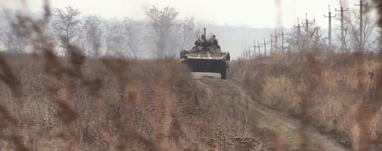 Терористи на Донбасі гатили з гранатометів та кулеметів - штаб ООС