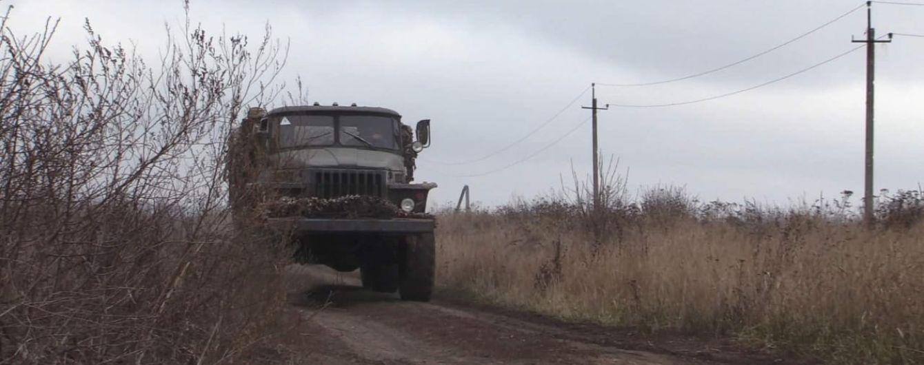 Ситуація на Донбасі. Російські найманці суттєво скоротили кількість обстрілів