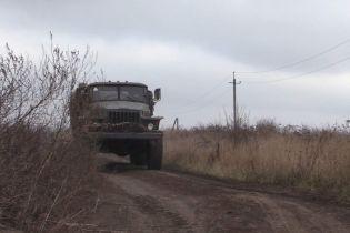 На участке Богдановка-Петровское завершилась практическая фаза разведения сил - ООС