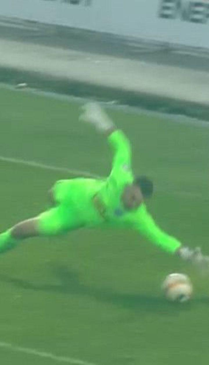 Десна – Днепр-1 - 0:1. Видео гола Шаповала